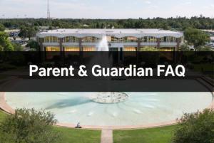 Parent & Guardian FAQ