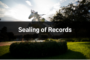 Sealing of Records