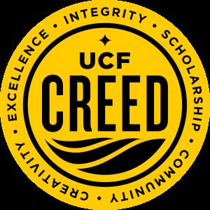 UCF Creed Logo